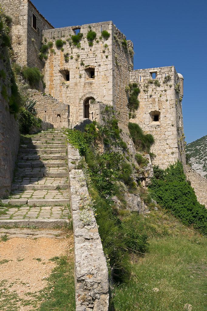 Festung Klis bei Split
