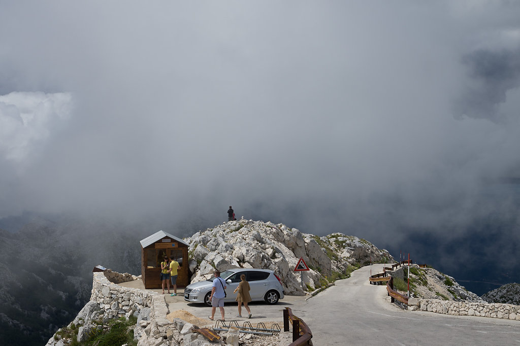 Gipfel des Sveti Jure