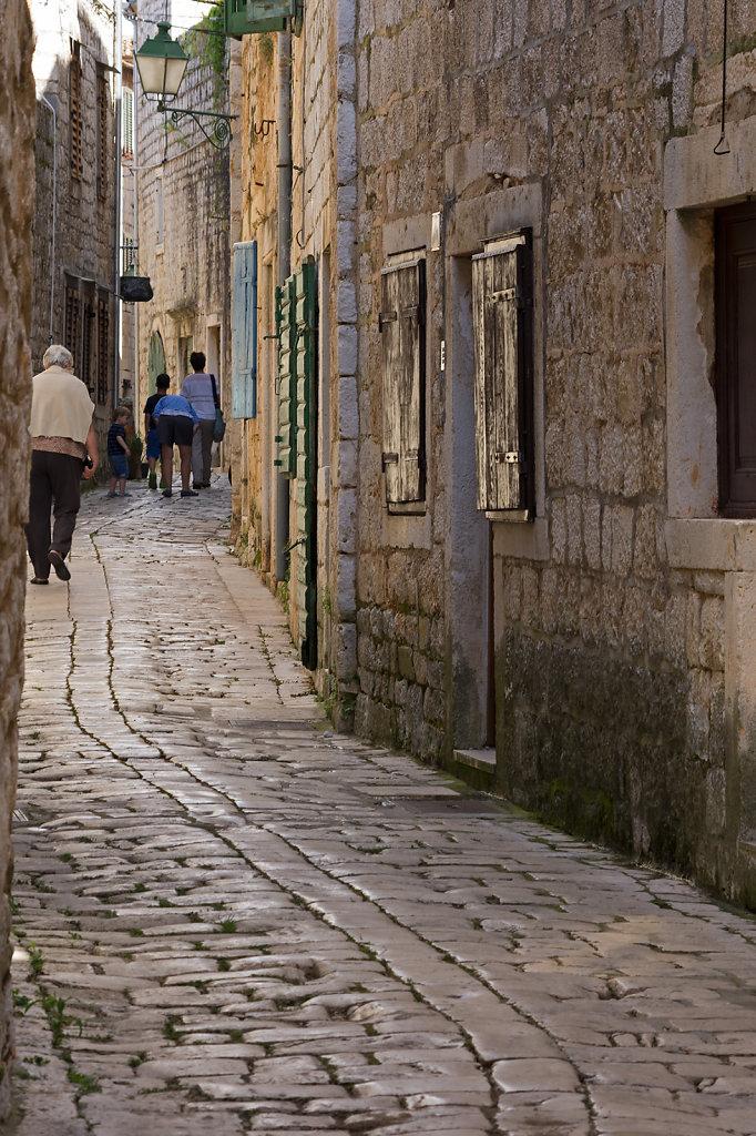 Gasse in Starigrad