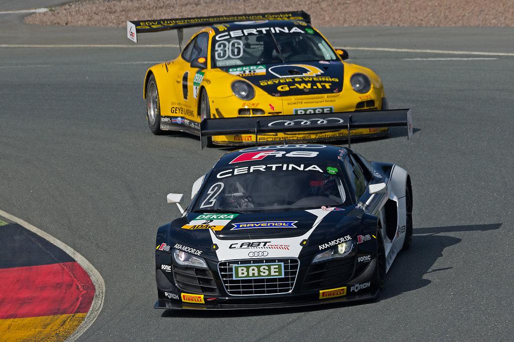 Audi vs. Porsche