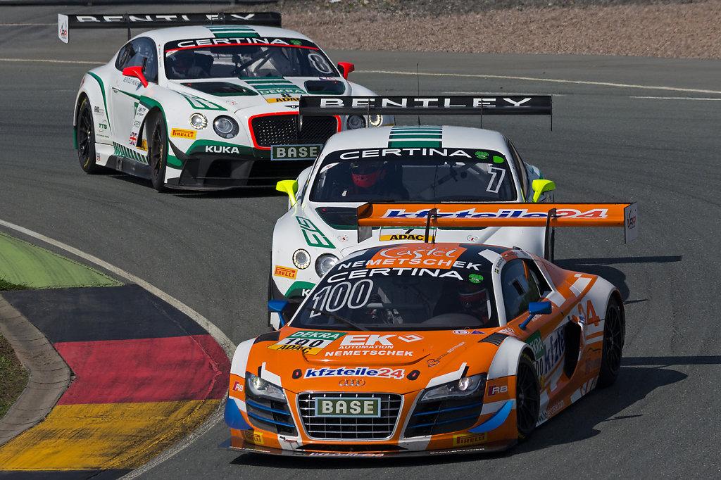 Audi vs. Bentley