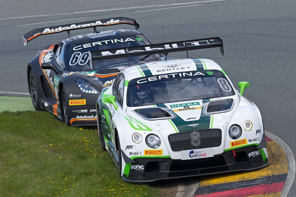 Corvette vs. Bentley