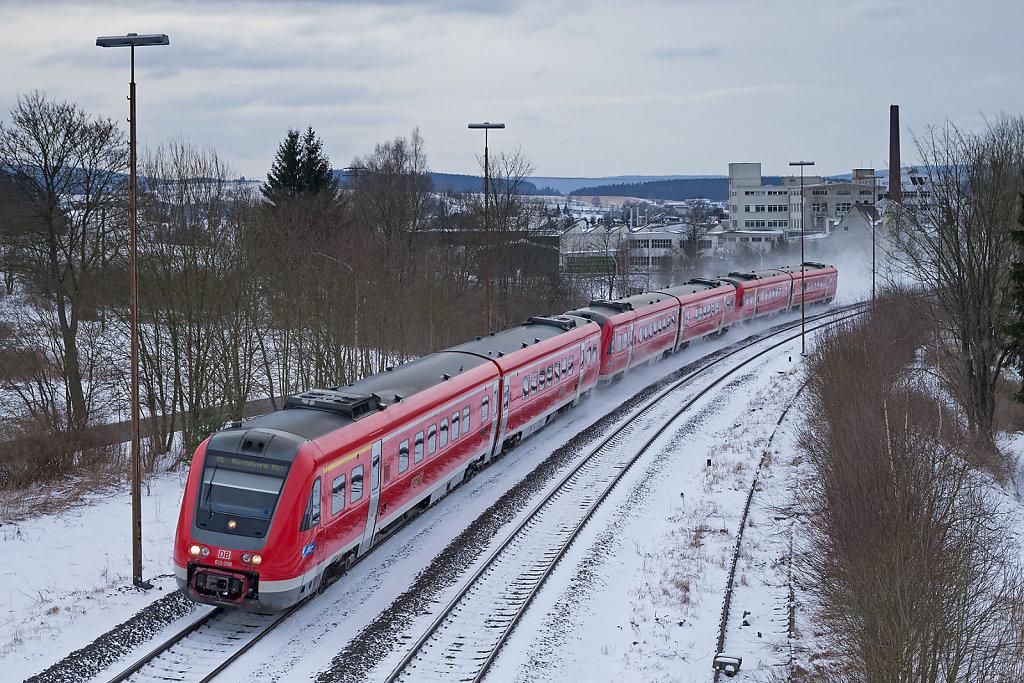 Bahnhof Röslau
