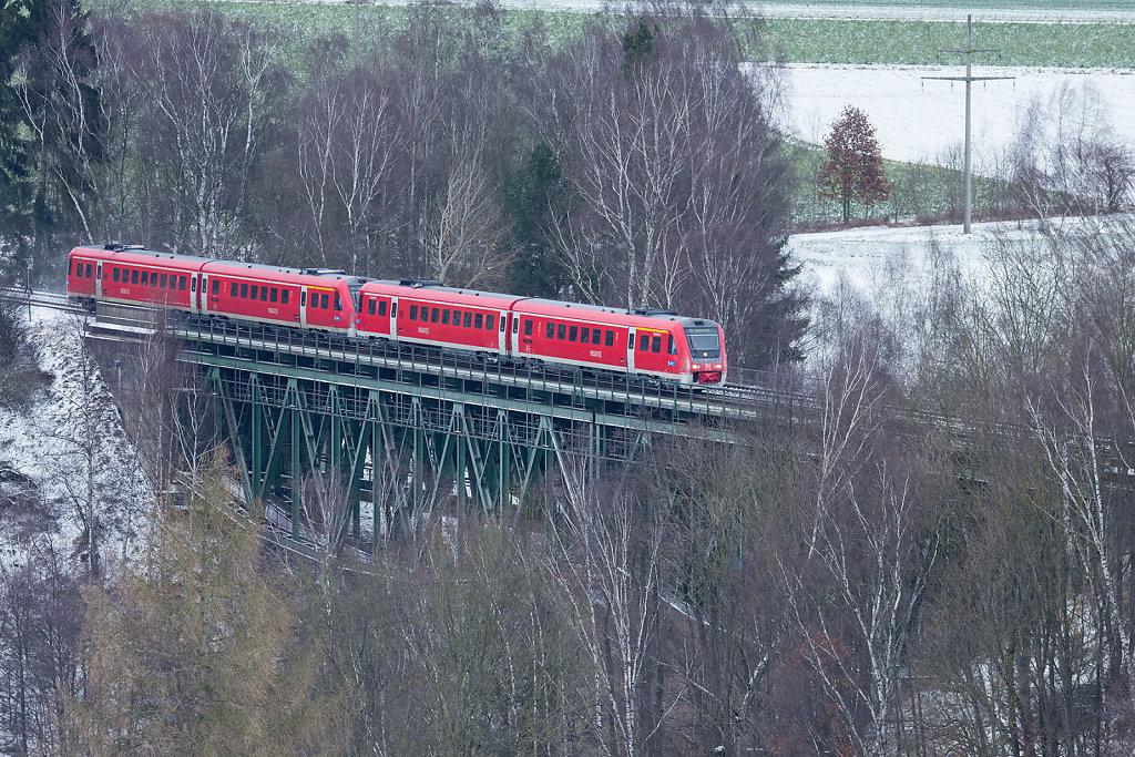 Viadukt Oberthölau
